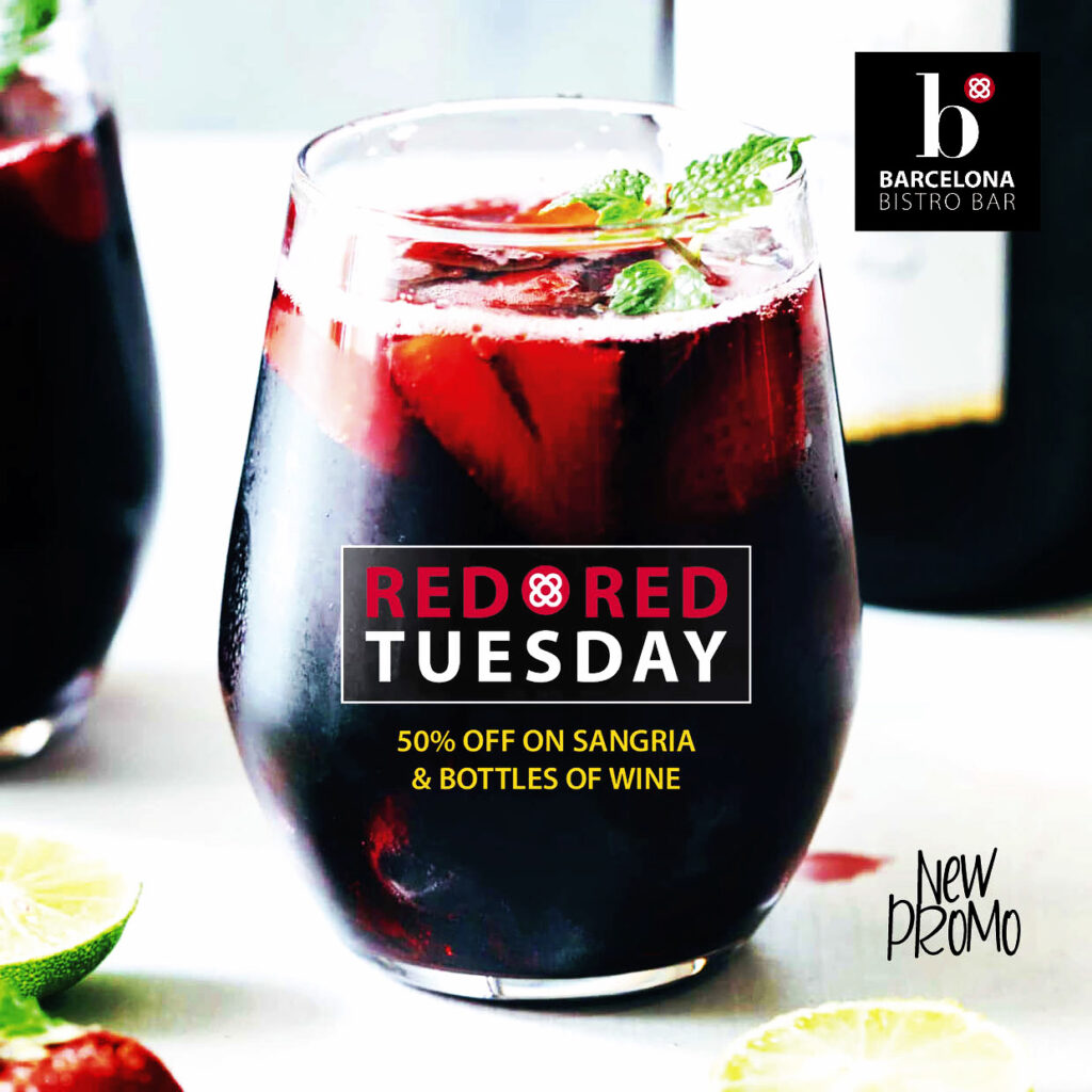 Red red Tuesday